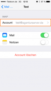 iPhone_Einstellung_Account