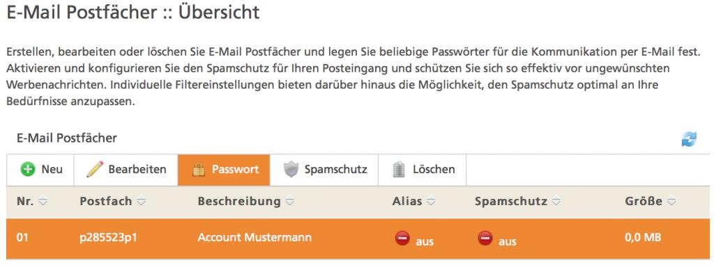 postfach_uebersicht